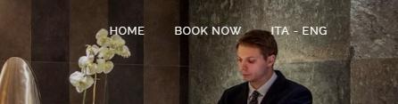 esempio menu hotel