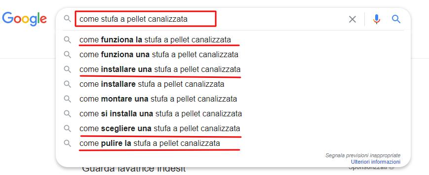 screen google suggest